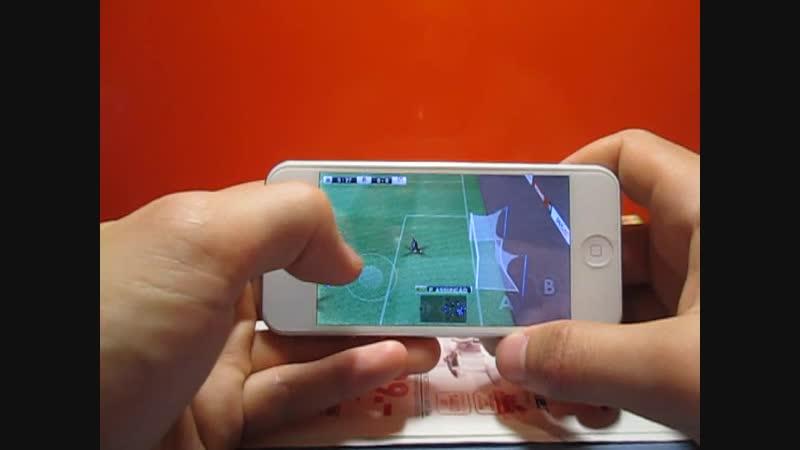 Точная копия iPhone 5 Android micro sim оболочка iOS6 Лучший китайский айфон 5