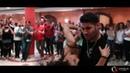 Toby Love / bachata workshop 2018 /dancers Marco Sara love dancing