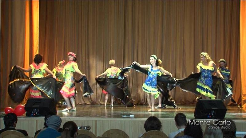 Группа Танец живота танцевальная студия Монте Карло