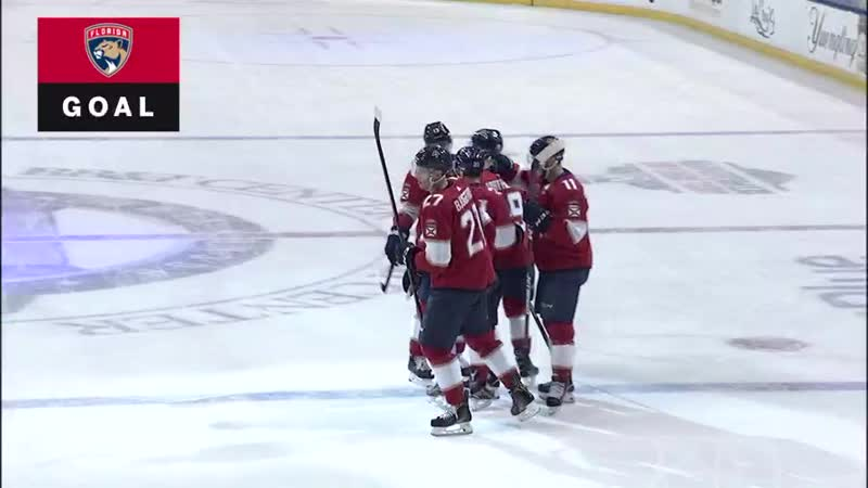 Matheson buries one-timer