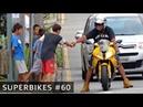 😈 SUPERBIKES 60 - S1000RR na humildade! Xj6 cortando giro!