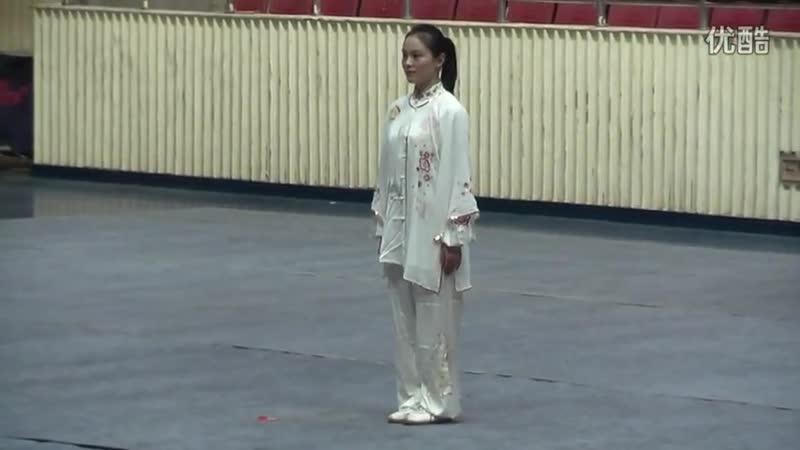 Competencia de Qigong Wu Xin Qi