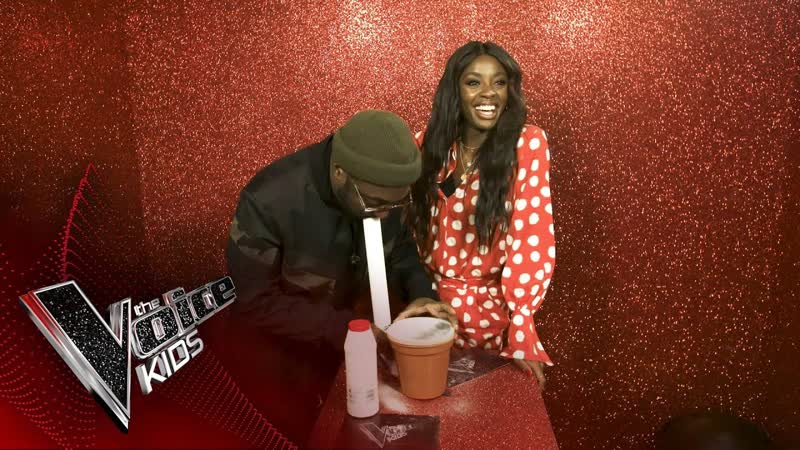 Semi-Final Science with will.i.am (The Voice Kids UK 2019)
