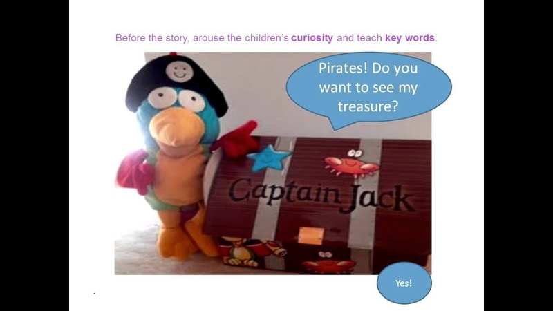Captain Jack The Holistic Approach to Pre-School Learning
