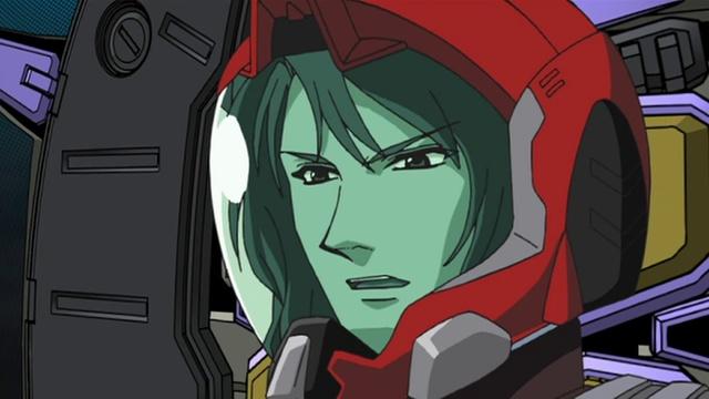 Войны супер-роботов / Super Robot Taisen: Original Generation - Divine Wars (22)