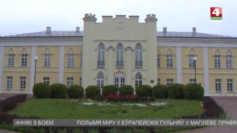Потемкинский дворец, Кричев, старинные часы [БЕЛАРУСЬ 4| Могилев]