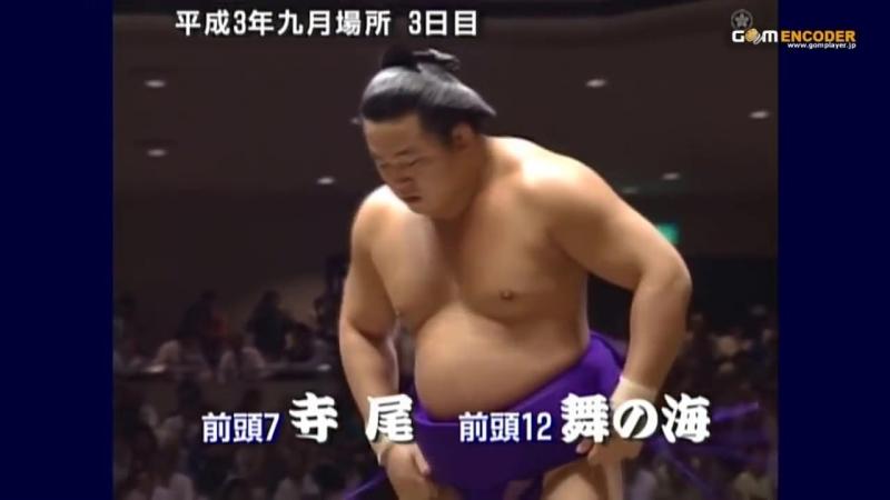 思わず笑ってしまう 大相撲「舞の海」の神技取り組み5選