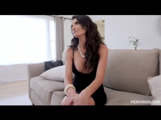Silvia Saige - PervМоm [All Sex, Hardcore, Blowjob, Gonzo]