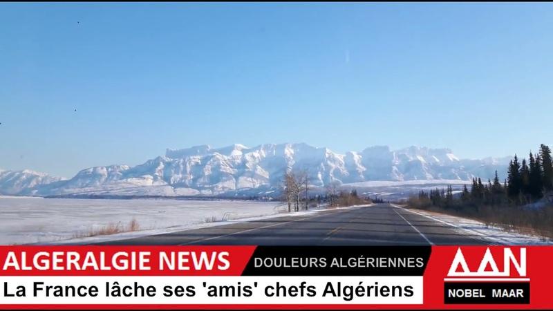 L' Algérie trahie par la France