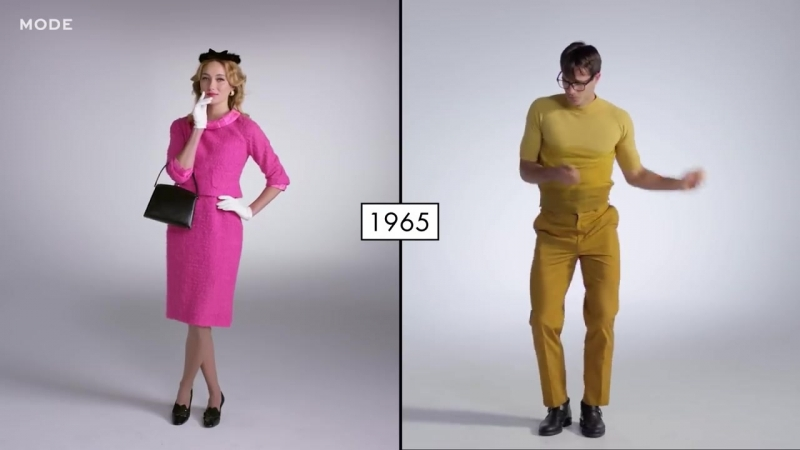 100 Years of Fashion- Gals vs. Guys ★ Glam.com.mp4