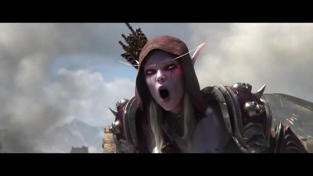Stand up as Horde! | Встаньте как Орда!