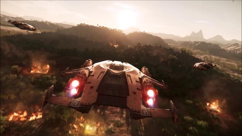 Star Citizen Soundtrack - Flight of the Valkyrie (Pedro Macedo Camacho)