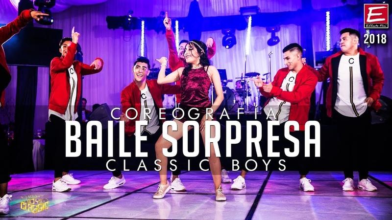Baile sorpresa de 15 años ✪ CLASSIC BOYS ✪ ► EFFECTS FILM