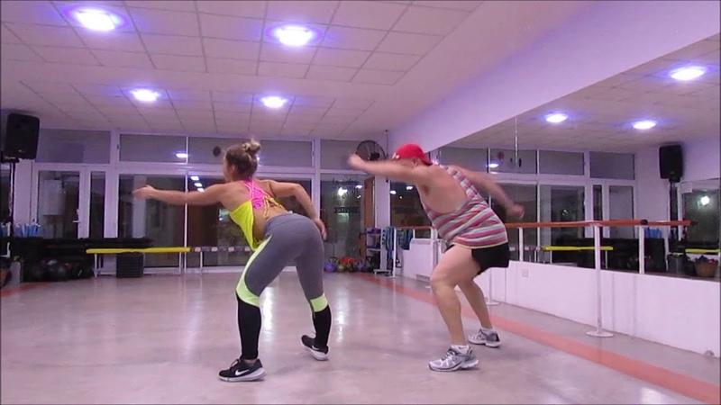 TAKI TAKI - DJ Snake feat Selena Gomez, Ozuna Cardi - Zumba Coreo