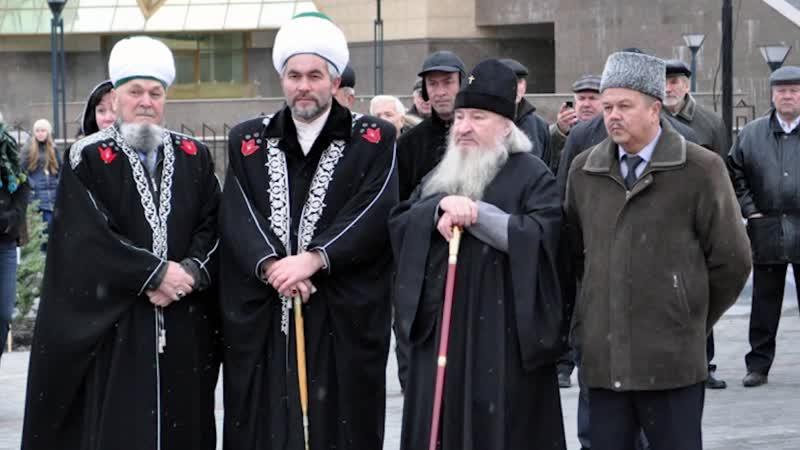 Осторожно секта. Произвол челябинского муфтията.