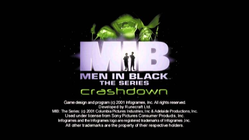 [PS1] Men in Black - The Series - Crashdown OST: Fmeck Emperor (Super-Gun Shenanigans)