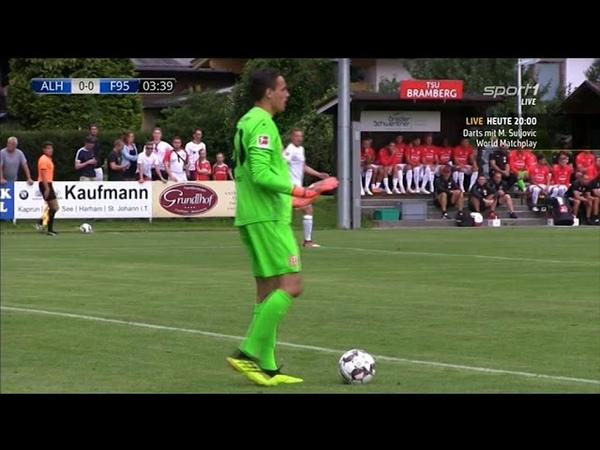 SPORT1 Fußball Live - Testspiel Fortuna Düsseldorf - Al Hilal