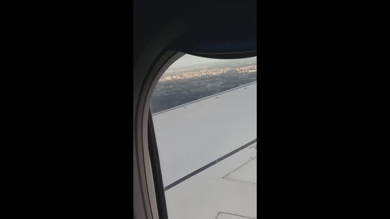 Питер с высоты.....первый раз в самолете...ааа. круто!