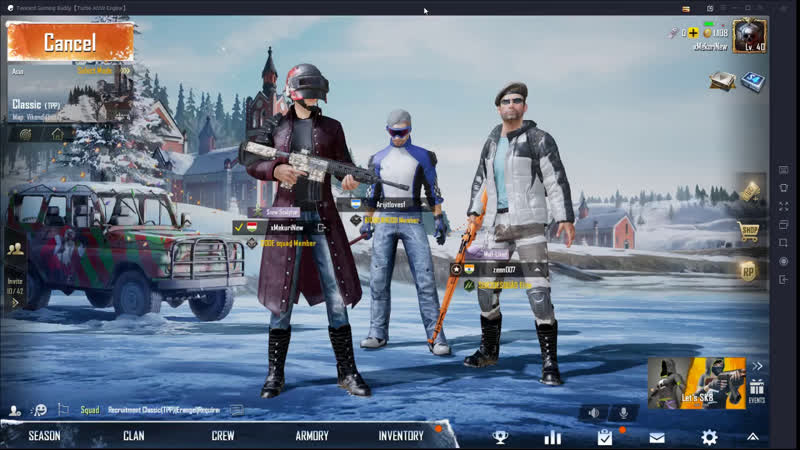 PUBG Ace Tier Solo/Dou/Squad TPP/FPP Chicken Dinners Live