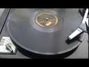 РАССТАВАНИЕ Павел Михайлов Джаз-оркестр под упр. А. Н. Цфасмана (танго) 1937 г 78 об/мин