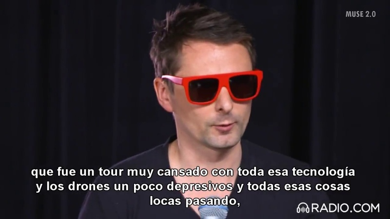 Muse - Interview Alt 105.3