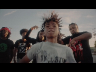 KRUMP RIZE - (Коля Маню - Пусть гремят барабаны)