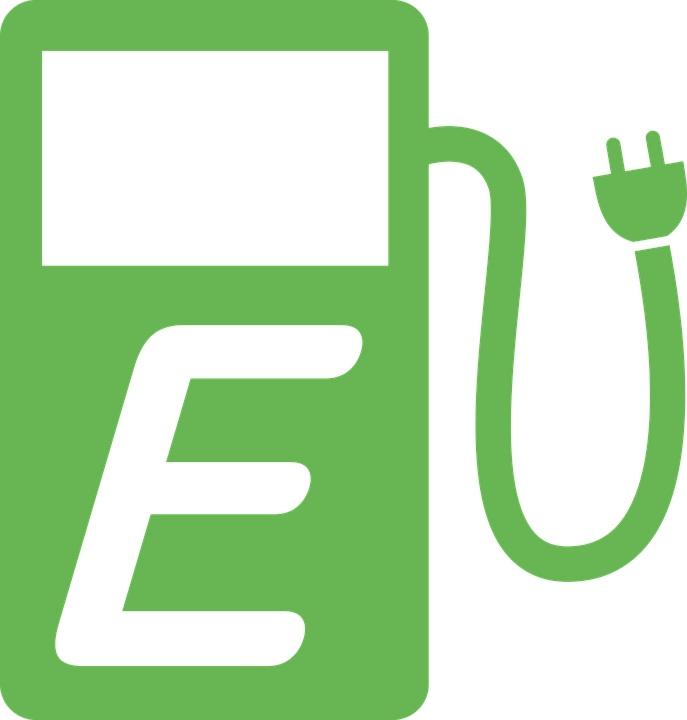 В ЮВАО установили зарядную станцию для электромобилей