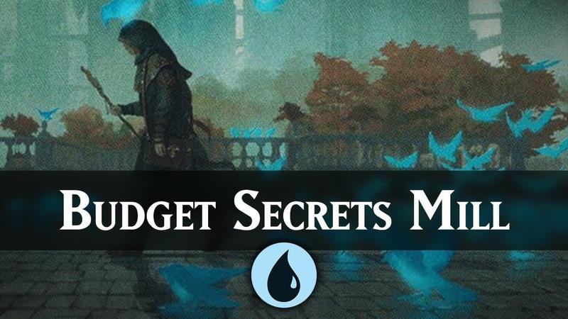 Budget Secrets Mill Guilds of Ravnica Standard Deck Guide MTG ARENA
