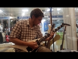 HammerFall-Templars of Steel (guitar cover by Pavel Evsey)
