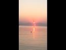 Последний рассвет на Корфу