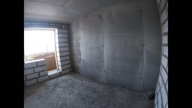 1-комнатная квартира (39.62 кв.м) - Экскурсия - Видео от 17.04.19