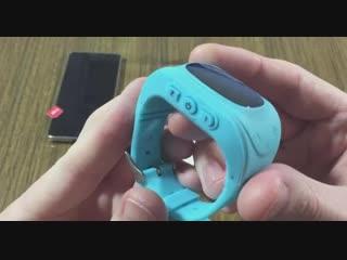 Smart Baby Watch Q50 - Обзор детских умных часов