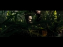 Команда убегает от головорезов - Джуманджи Зов джунглей 2017 - Момент из фильма