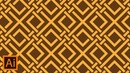 Adobe Illustrator Tutorial Create Simple Geometric Pattern