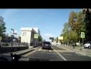 Повезло долбойобам ДТП с велосипедами Видео Жесть