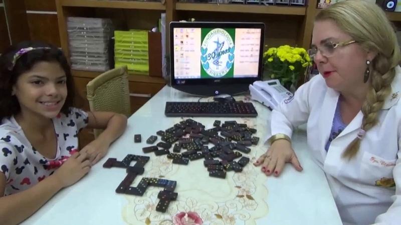 Trabalhando a Matemática da Criança com Dominó