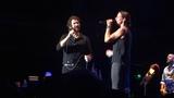 Run - Josh Groban &amp Sarah McLachlan - Blue Hills Bank Pavilion, Boston - 7.30.16