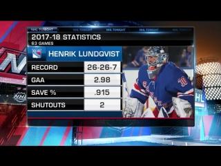 NHL Tonight: Rangers outlook Jul 19, 2018
