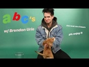 Learn the alphabet with Brendon Urie