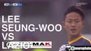Lee Seung-woo Hellas Verona 21 vs Lazio 24.09.2017.