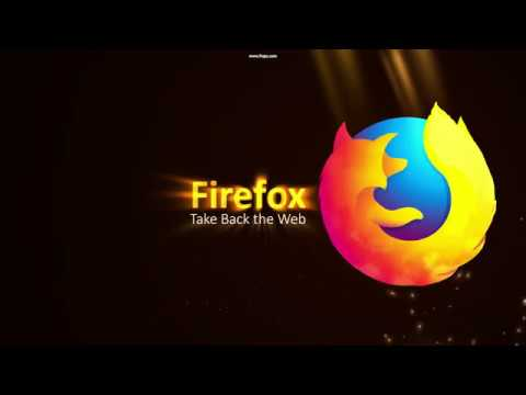 Mozilla Firefox Quantum Take Back the Web v2