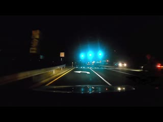 Police arrested drunk drivers. hit and run highspeed chase