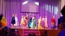 Показ детских нарядных платьев, сшитых Анастасией Шевченко - спикером онлайн-конференции Творчество и красота-2018