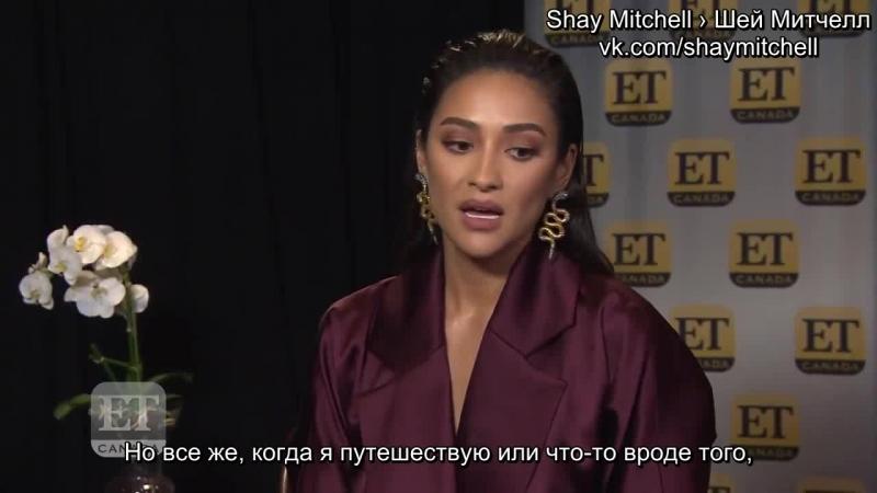 Русские субтитры | Шей говорит о возможно воссоединении «Милых обманщиц»