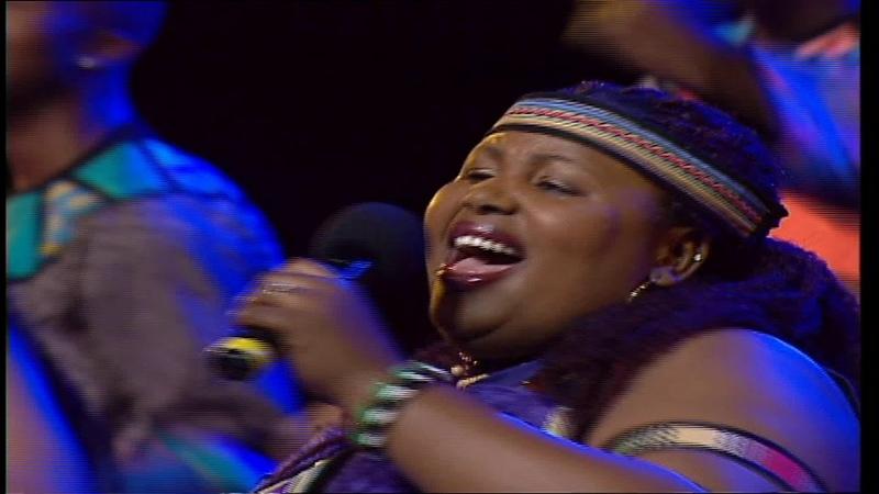 Avulekile AmasangoOne Love - Soweto Gospel Choir
