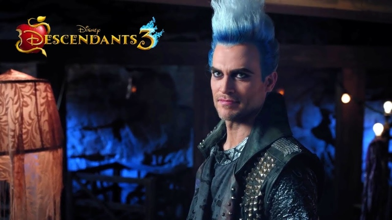 🎸🔥 | Hades | Descendants 3 | Descendientes 3