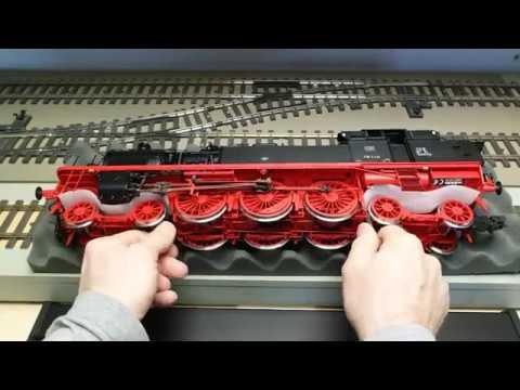 Unboxing Spur1-Dampflok Baureihe 78 Märklin 55077 1:32 BR 78440