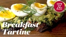 This NYC Breakfast Tartine is Putting Typical Avocado Toast to Shame