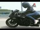 Няшка на байке/Baby on the bike in Mpk