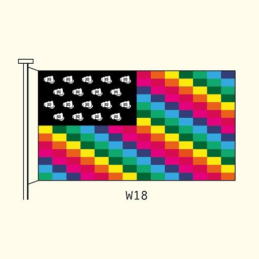 Cassius альбом W18